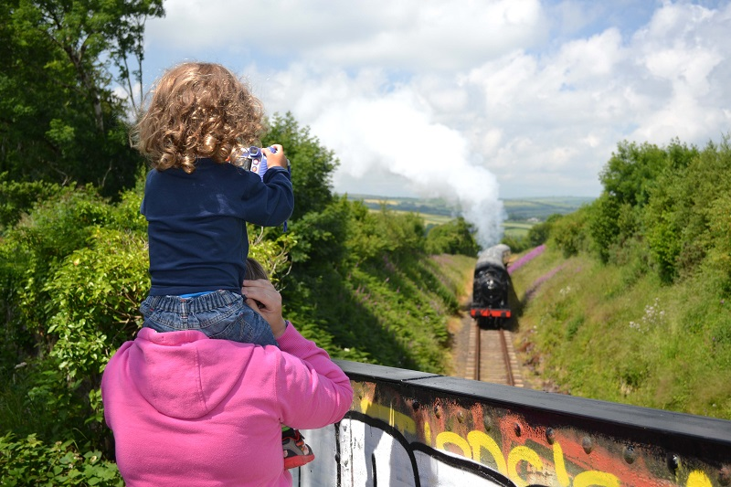 Half Price and Kids Go Free at the Bodmin Railway