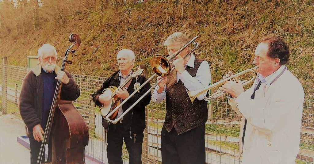 Steam Beer and Jazz at the Bodmin Railway