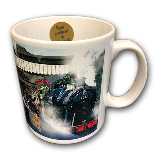 Bodmin and Wenford Railway Mug