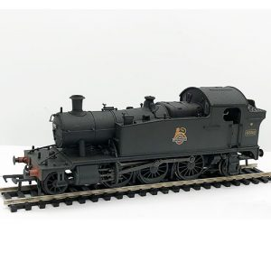 Bachmann 32-137A Small Prairie Tank BR Black Weathered