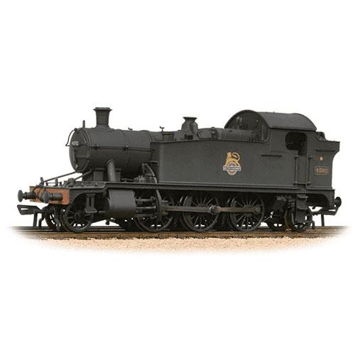 Bachmann 32-137A Small Prairie Tank BR Black Weathered