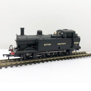 Bachmann 32-236 3F 'Jinty' BR Black Early