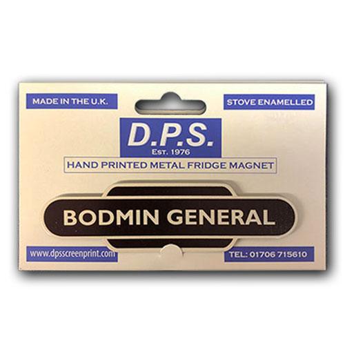 Bodmin & Wenford Railway Magnet