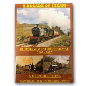 Bodmin & Wenford Railway DVD