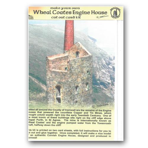 Wheal Coates Card Kit