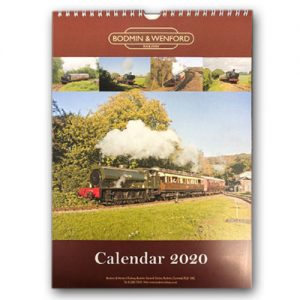 Bodmin and Wenford Railway Calendar