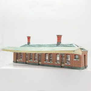 gwr country station card kit