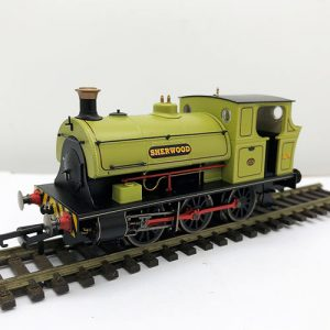 Hornby R3693 Peckett Sherwood