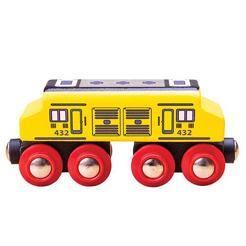Bigjigs Diesel Engine