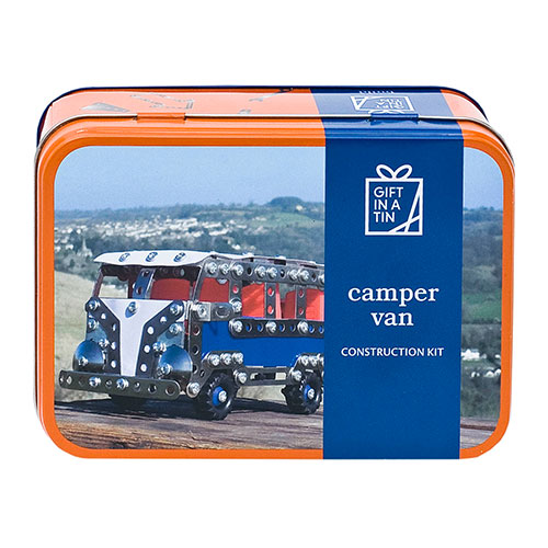 Camper Van Gift in a Tin