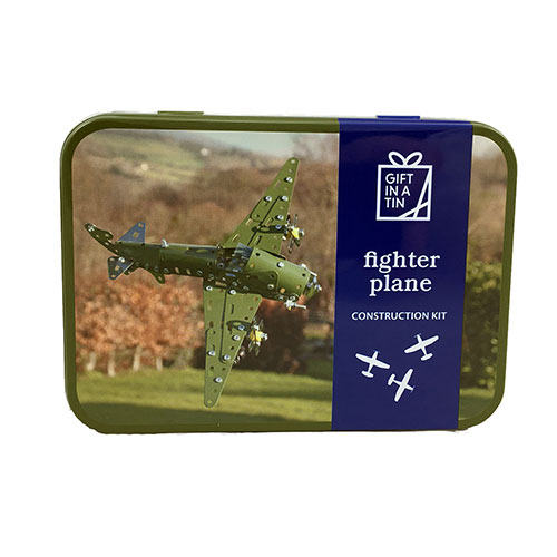Gifts in a Tin - Fighter Plane