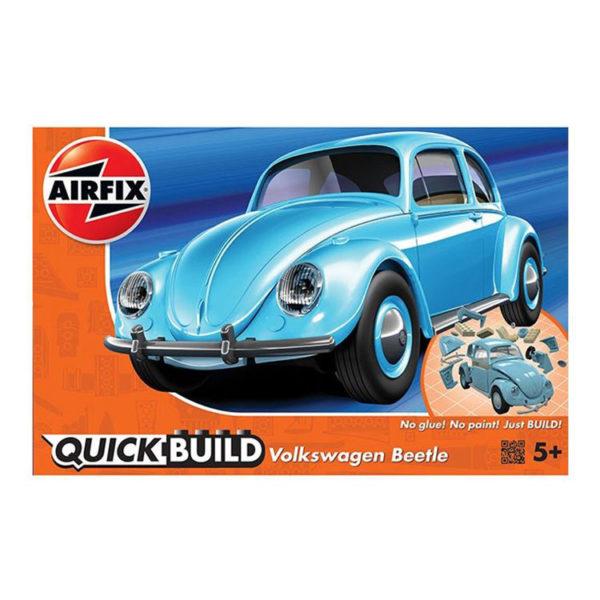 Airfix Quickbuild Beetle Blue