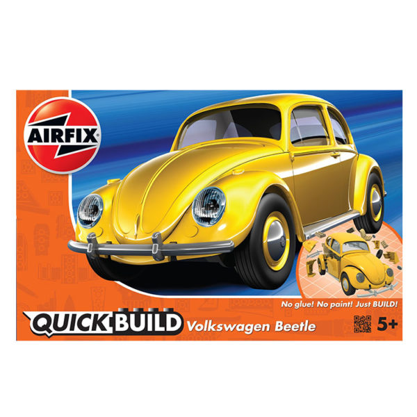 Airfix Beetle Yellow