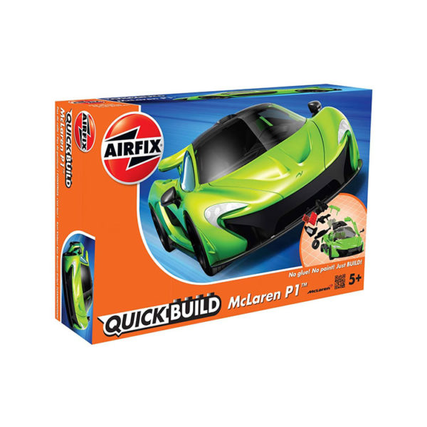 Airfix Quickbuild McLaren P1