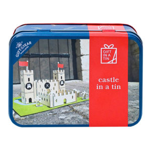 Castle-in-a-tin