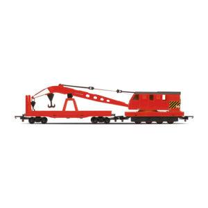 Hornby R6881 Breakdown Crane