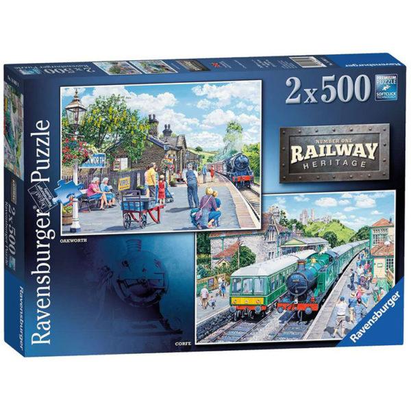 No.1 Heritage Railway Jigsaw Puzzle