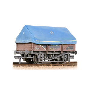 Bachmann 33-085A China Clay Hood Wagon