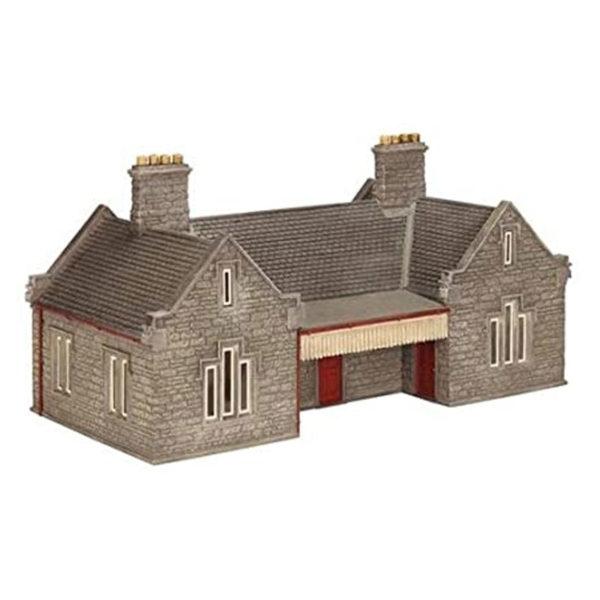 Bachmann 44-175 Scenecraft Station