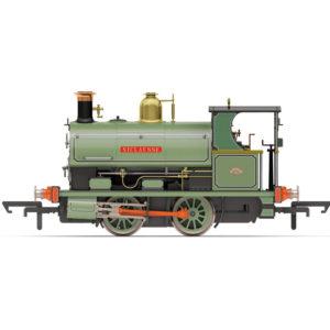 Hornby R3640 Peckett