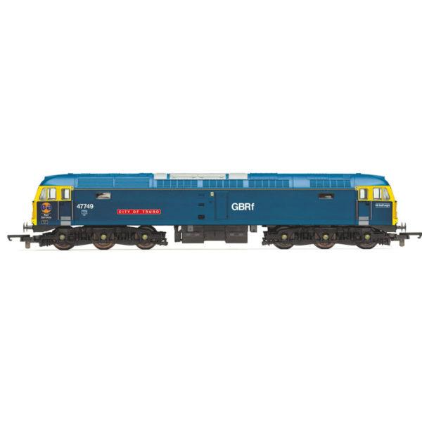 Hornby R3907 Class 47 Railroad